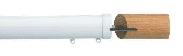 Silent Gliss 50mm Metropole Corded Fused Barrel Oak