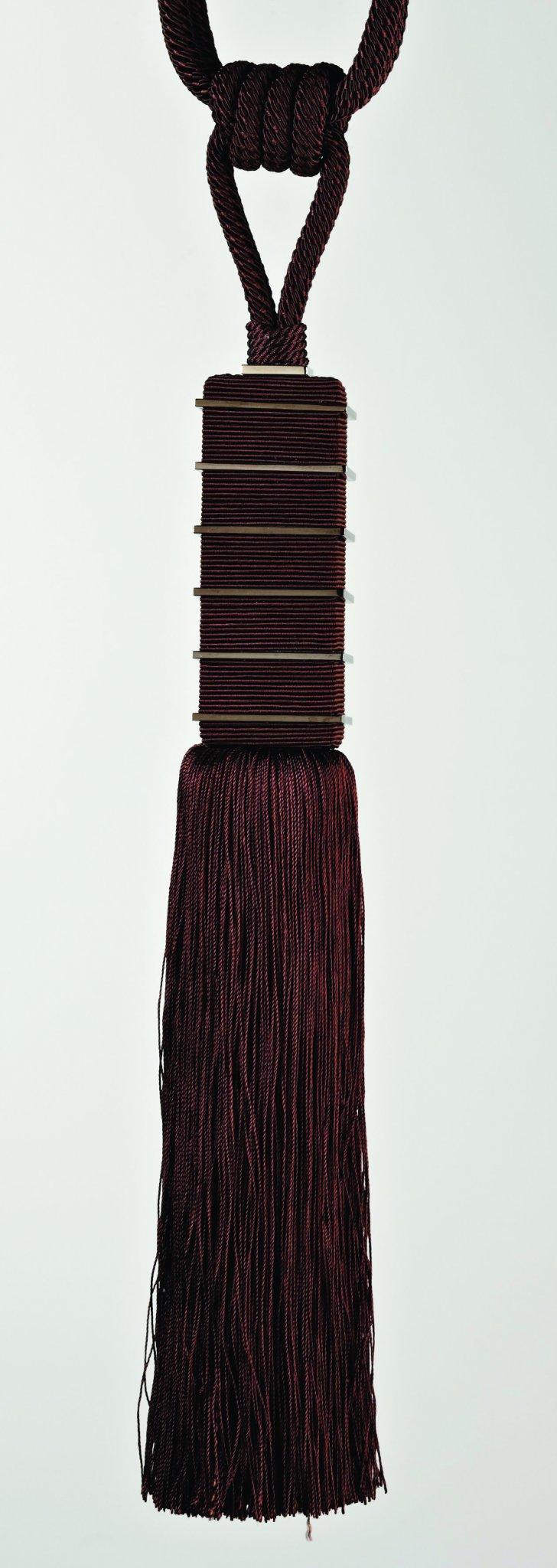 Hallis Rolls Pagoda Curtain Tieback