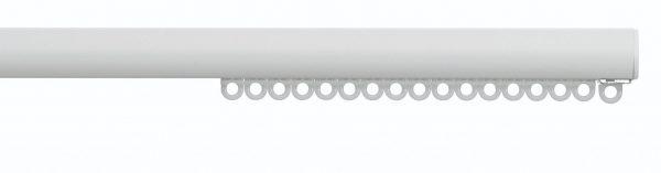 Silent Gliss System 3840 Uncorded Aluminium Curtain Track