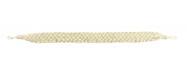 Hallis Rolls Naturals Curtain Plaited Tieback