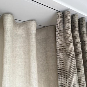 Curtain Poles vs Curtain Tracks – Which is the Best Solution for my Window Treatment?