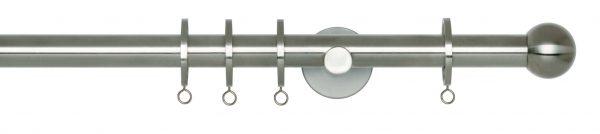 Rolls Neo Metal Curtain Pole 19mm Ball