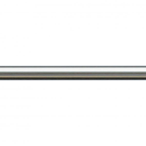 28mm Jones Lunar Metal Curtain Pole Matt nickel