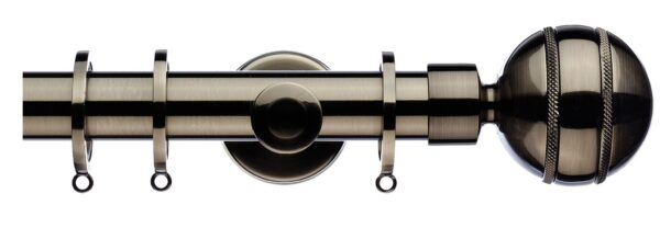 Integra Inspired Allure 35mm Curtain Pole Selina