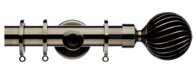 Integra Inspired Allure 35mm Curtain Pole Zara