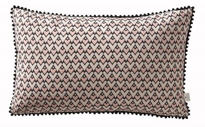Oasis Home Ava Heart Boudoir Cushion