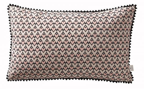 Oasis Home Ava Heart Boudoir Cushion
