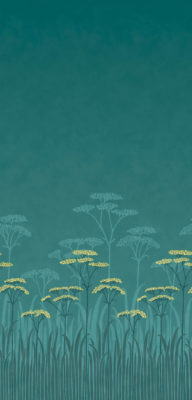 Little Greene Achilea Wallpaper