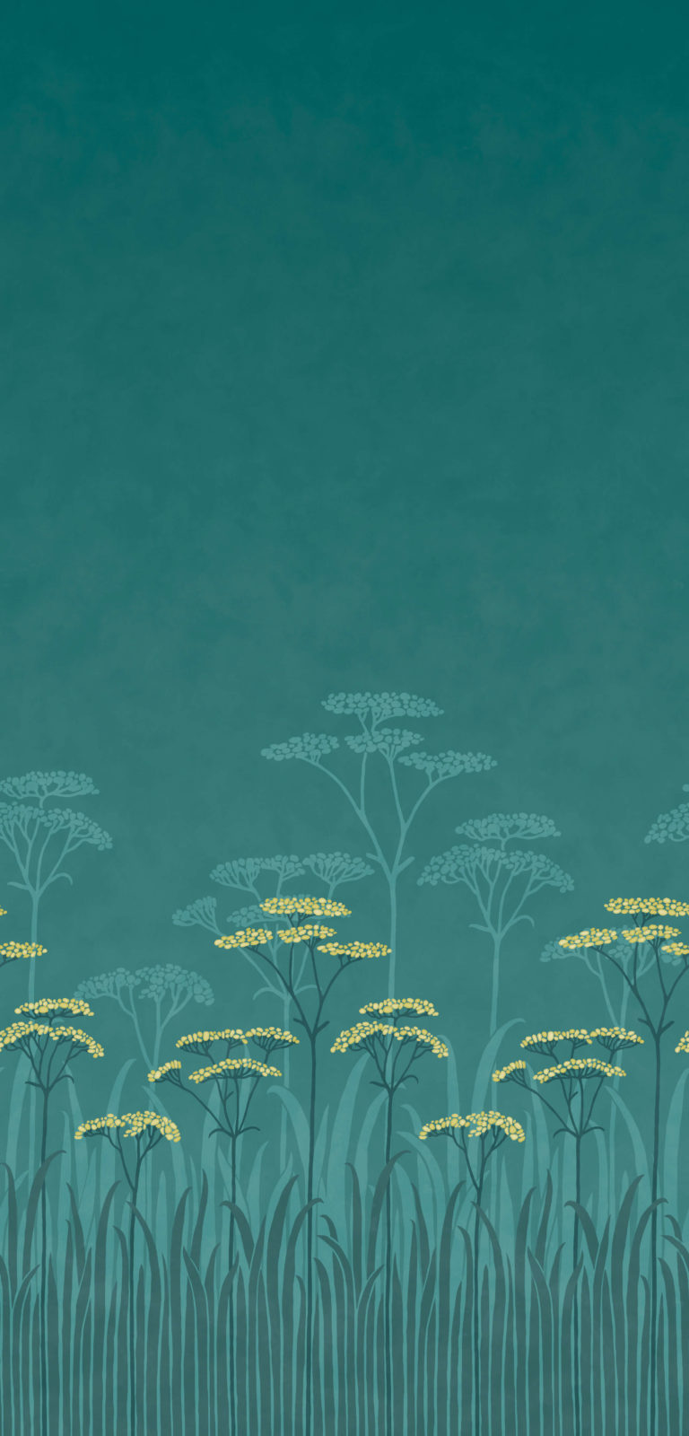 Little Greene Achilea Wallpaper