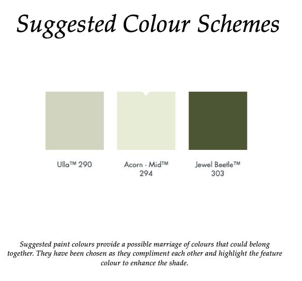 The Little Greene Paint Company Acorn - Mid (294)