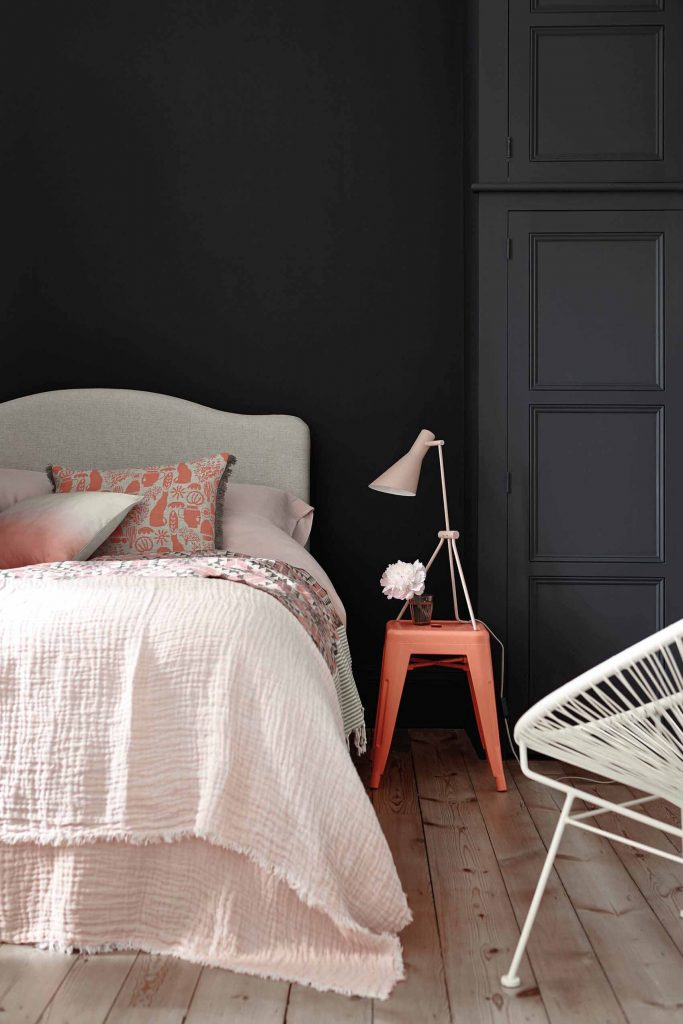The Little Greene Paint Company Orange Aurora (21)