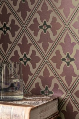 Little Greene Bayham Abbey Wallpaper