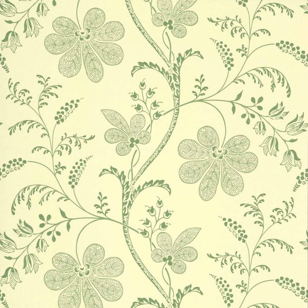Little Greene Bedford Square Wallpaper
