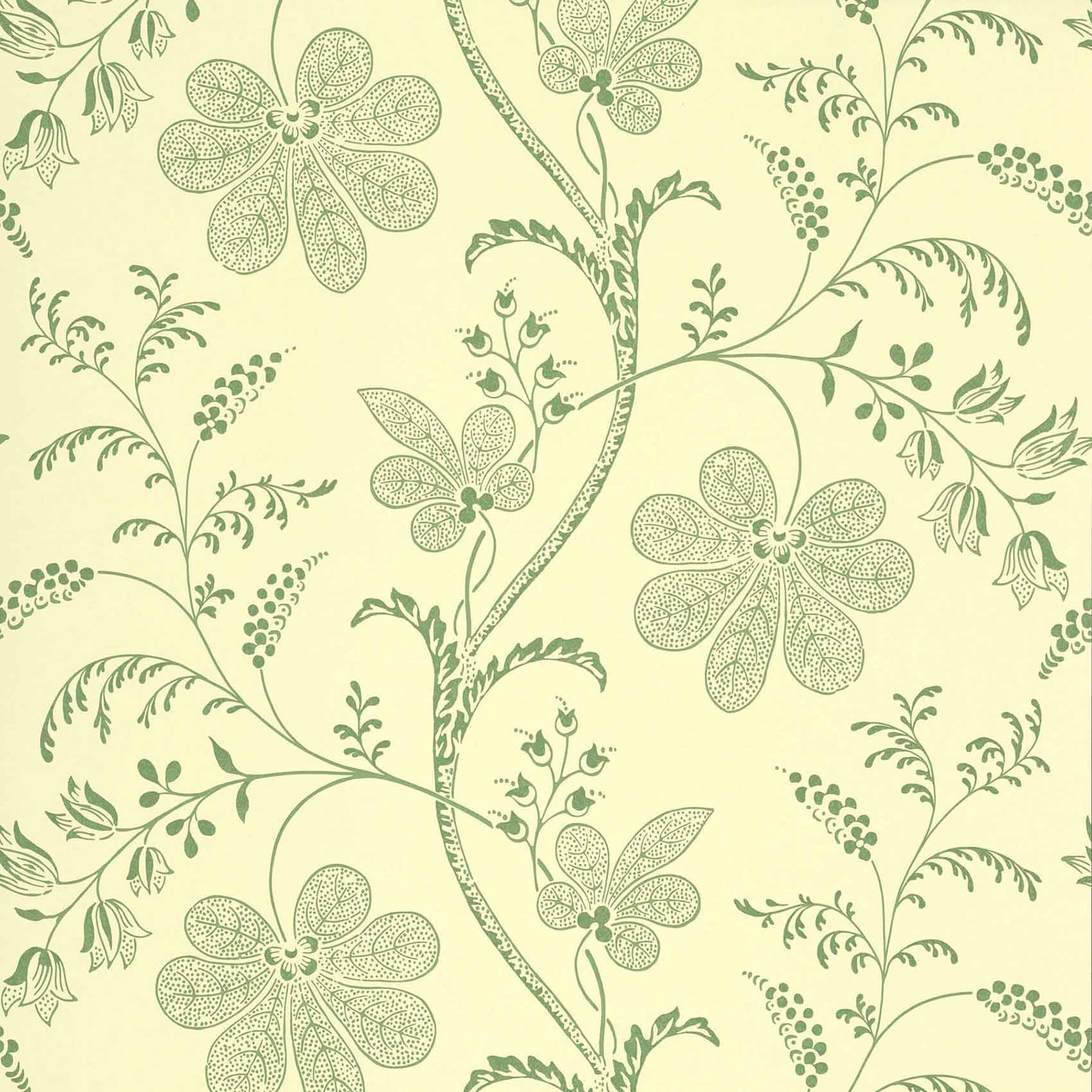 Little Greene Bedford Square Wallpaper