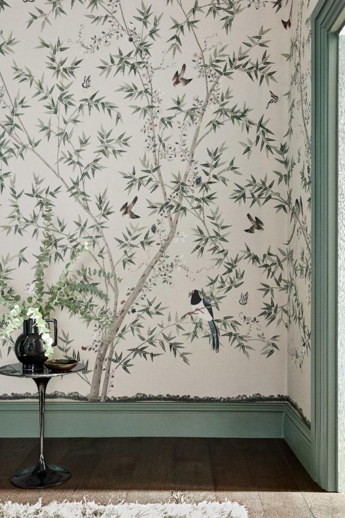 Little Greene Belton Scenic Wallpaper