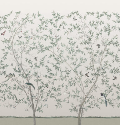 Little Greene Belton Scenic Wallpaper