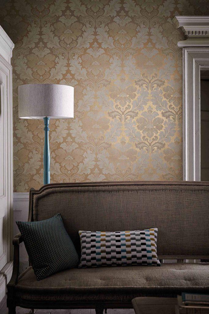 Bonaparte - Pure Gold - 2_Little Greene Paint