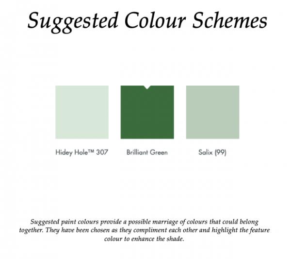 The Little Greene Paint Company Brilliant Green