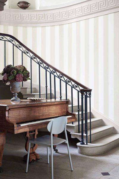 Broad Stripe - Icing_Little Greene Paint