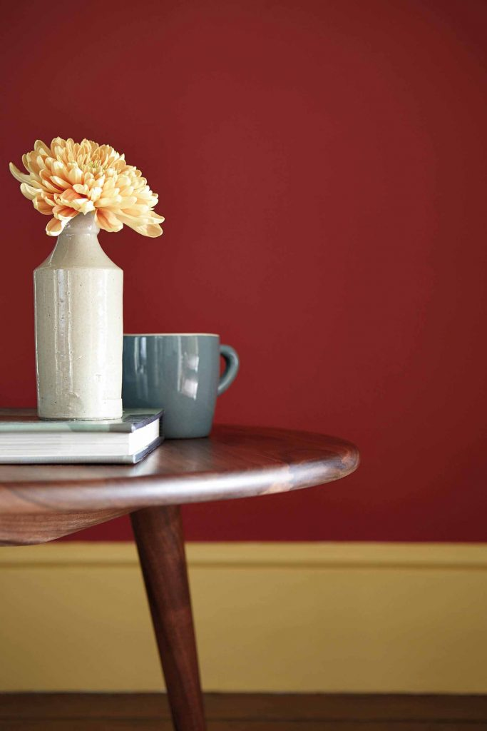 The Little Greene Paint Company Bronze Red (15)