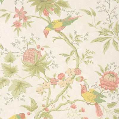 Little Greene Brooke House Wallpaper