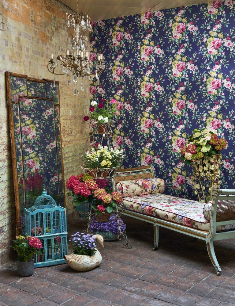 Emeline Wallpaper by Clarke