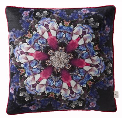 Oasis Home Florianna Kaleidoscope  Cushion