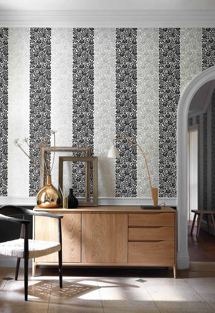 Little Greene Carlisle St Wallpaper