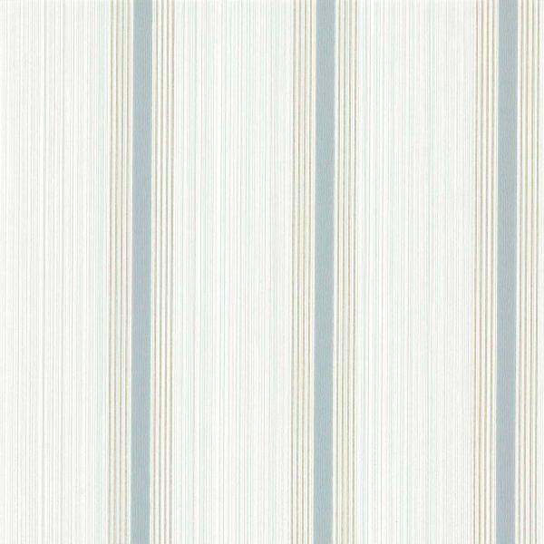 Little Greene Cavendish Stripe Wallpaper