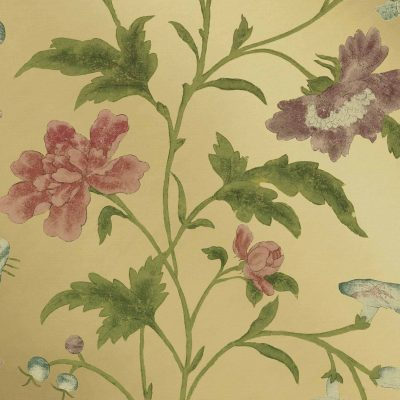 Little Greene China Rose Wallpaper