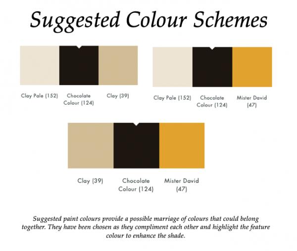 The Little Greene Paint Company Chocolate Colour (124)