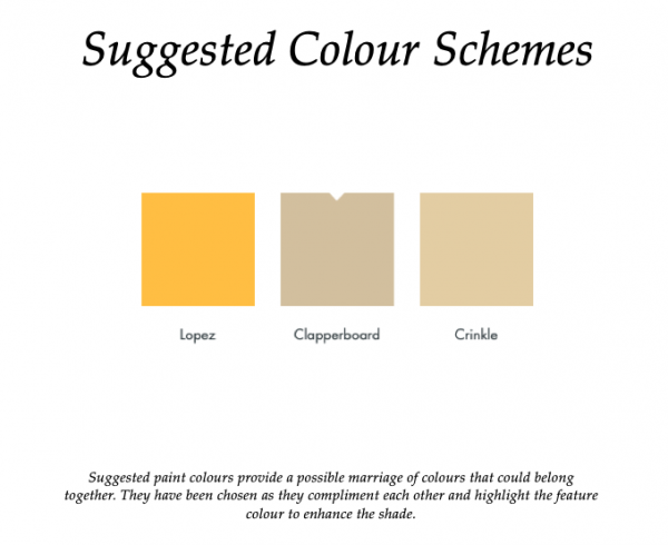 The Little Greene Paint Company Clapperboard
