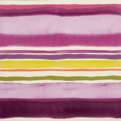 Sunrise Stripe Wallpaper by Clarke