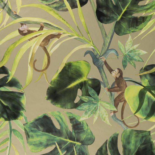 Monkey Business Wallpaper by Clarke