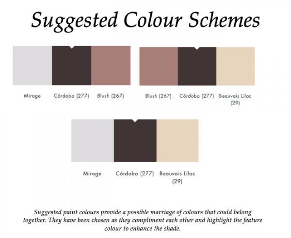 Cordoba (277)_Little Greene Suggested Colour Scheme