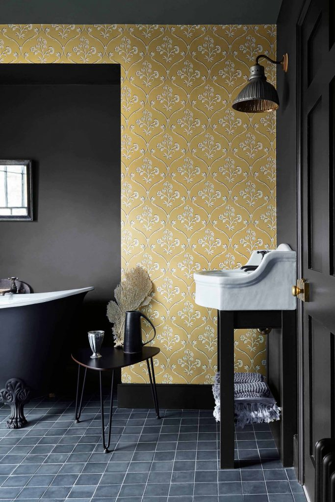 Little Greene Cranford Wallpaper