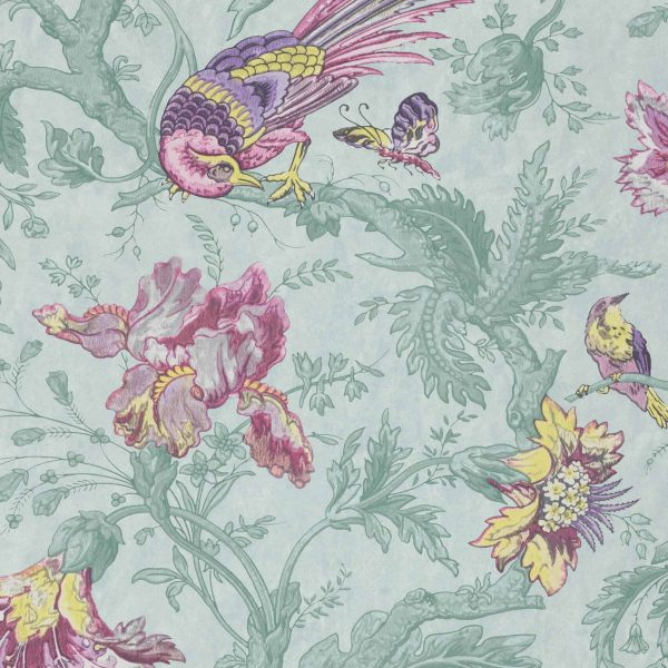 Little Greene Crowe Hall Lane Wallpaper
