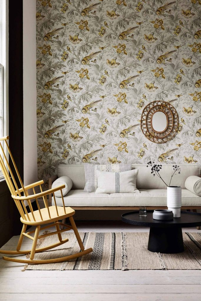 Crowe Hall lane - Gilt_Little Greene Paint