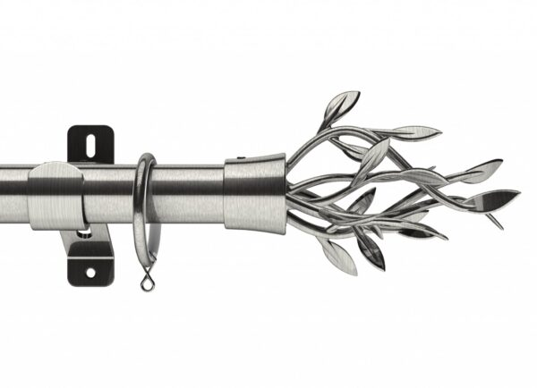 Swish Design Studio 28mm Curtain Pole Entwine
