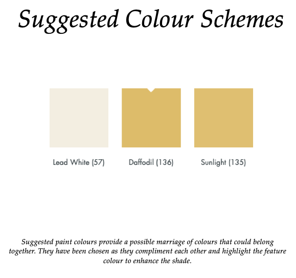 The Little Greene Paint Company Daffodil (136)