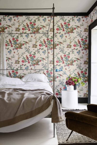 Little Greene Darwin Wallpaper