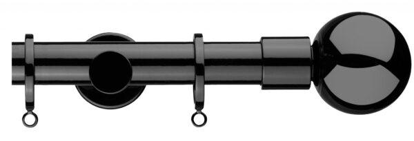 Integra Inspired Eclipse 28mm Curtain Pole Sphera
