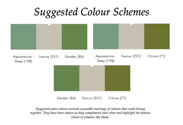 The Little Greene Paint Company Fescue (231)