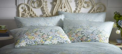 Oasis Home Floral Ombre Pillowcase Pair