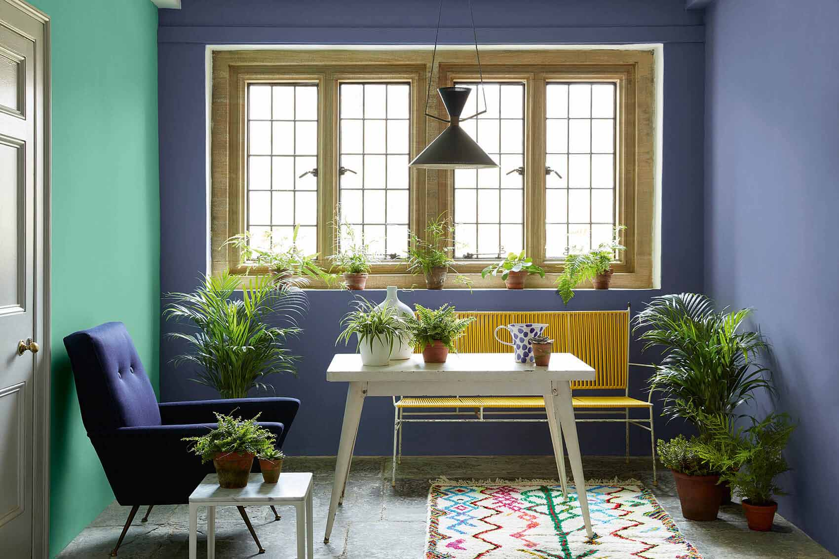 The Little Greene Paint Company Pale Lupin 278 The Home Of Interiors