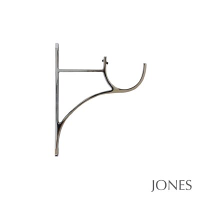Jones Handcrafted 40mm Metal End Bracket
