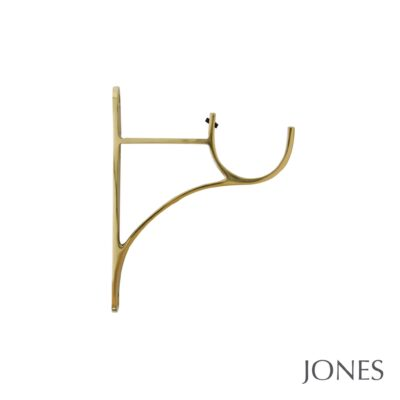 Jones Hardwick Handcrafted 63mm Metal End Bracket
