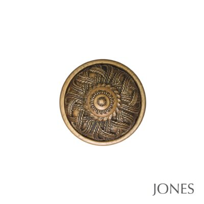 Jones Florentine Handcrafted  Rope Holdbacks