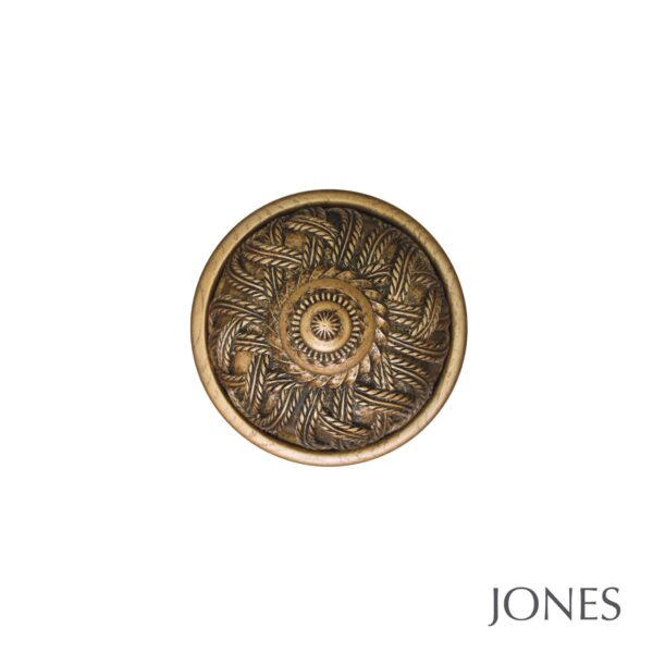 Jones Florentine Handcrafted  Rope Holdbacks