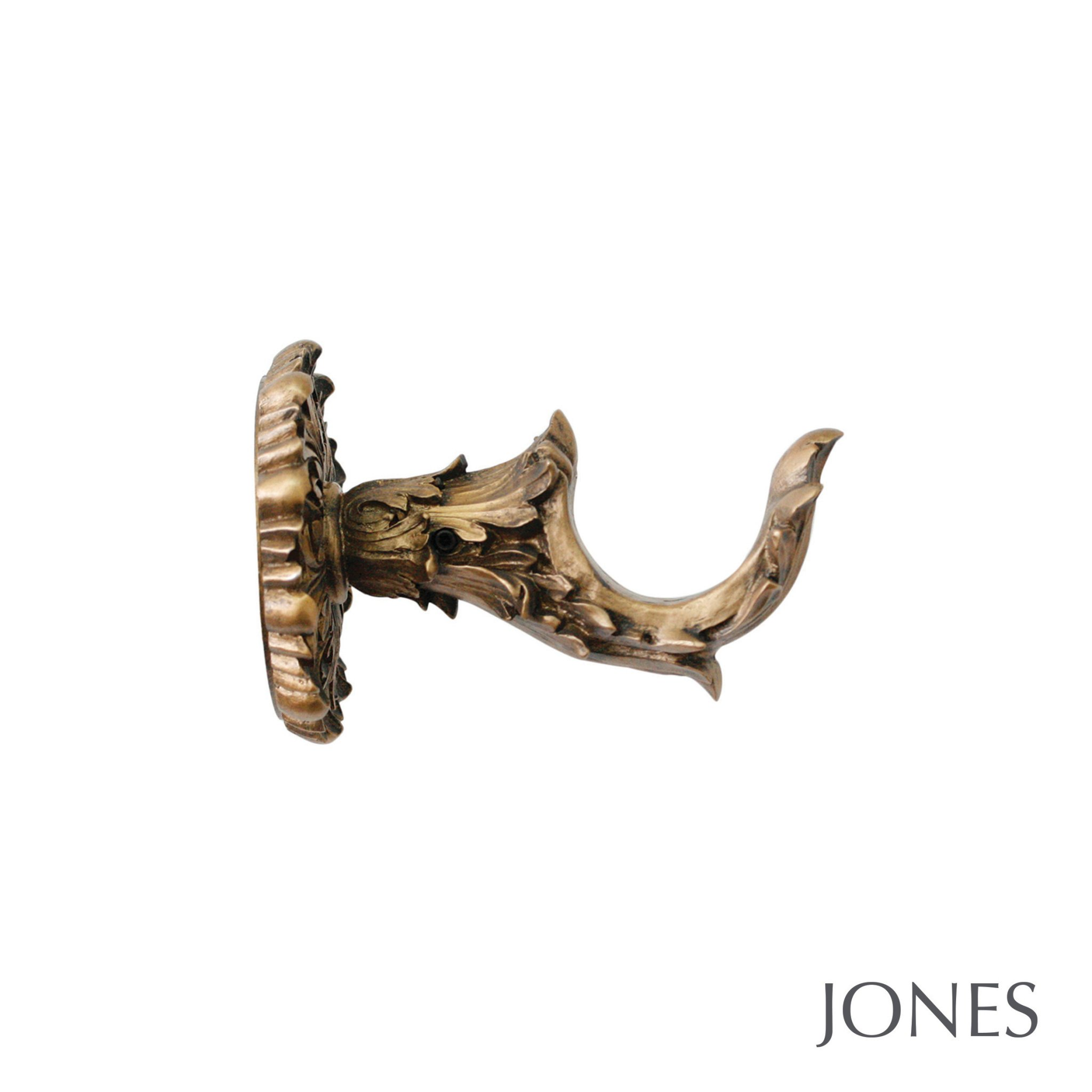 Jones Florentine Handcrafted 50mm Acanthus Brackets